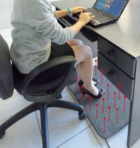 Mobiliario Técnico Calefactable