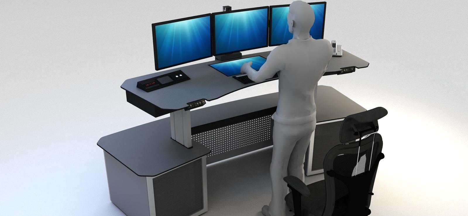 Workstation a medida