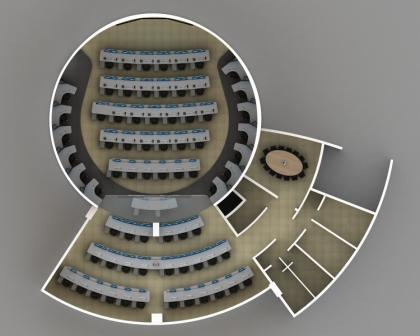 Centros de Control - Salas de Control