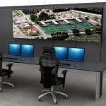 Mesas para Centros de Control (Diseño, Fabricación y Montaje)