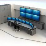 Consolas de Control – Mobiliario Técnico