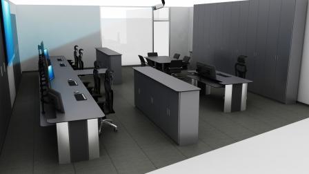 Diseño de Mobiliario Técnico y Tecnológico