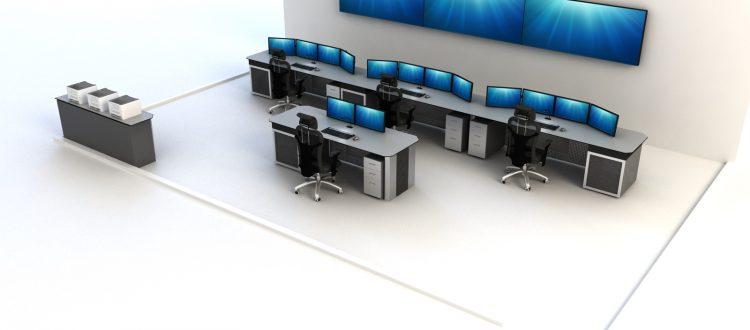 Soluciones para Salas de Control