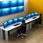 Soluciones Videowalls para CCTV – Salas de Control y Centros de Control