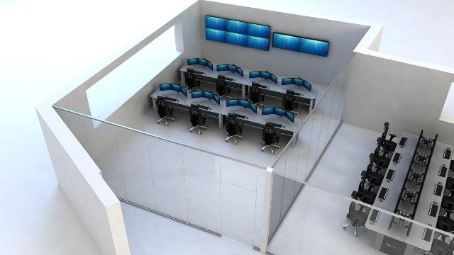Consolas de Control Room
